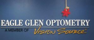 Lobby Sign - Optometrist