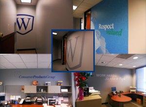 Majestic Sign Studio | Windsor Foods Wall Graphics
