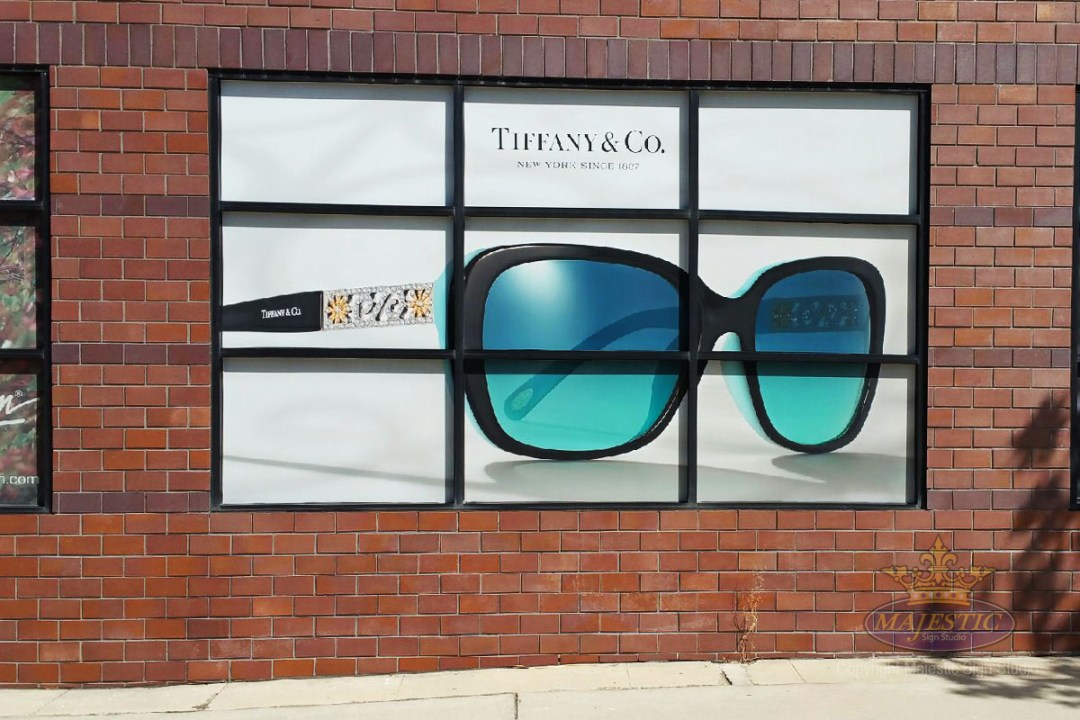 Use your unused real estate to your advantage! Advertise and promote with retail window decals.
