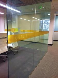 CONFERENCE ROOM GLASS DECALS