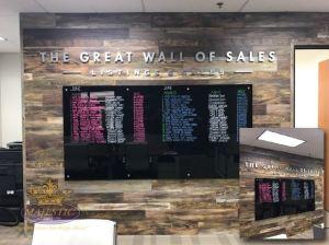 decorative wall sign