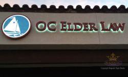 OC Elder Law Signs