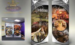 Eagle Glen Golf Club Wedding Event Banners