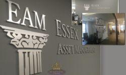 EAM Lobby Sign