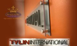 Irvine Office Sign