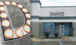 Channel Letters with Digital Print Translucent Vinyl