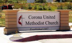 Church Monument Signs