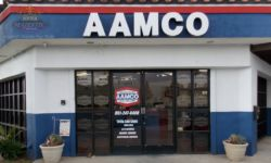 AAMCO Storefront Signs
