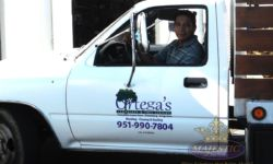 Vinyl Decals for Truck - Landscaping & Tree Service, Inland Empire