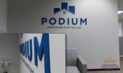 Podium Lobby Signs