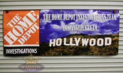 Home Depot - Banner