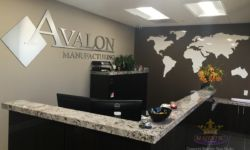 Avalon Lobby Sign