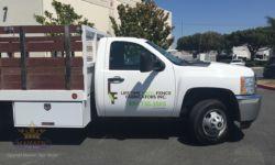 Utility Truck - Company Logo Door Decals