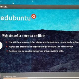 #edubuntu