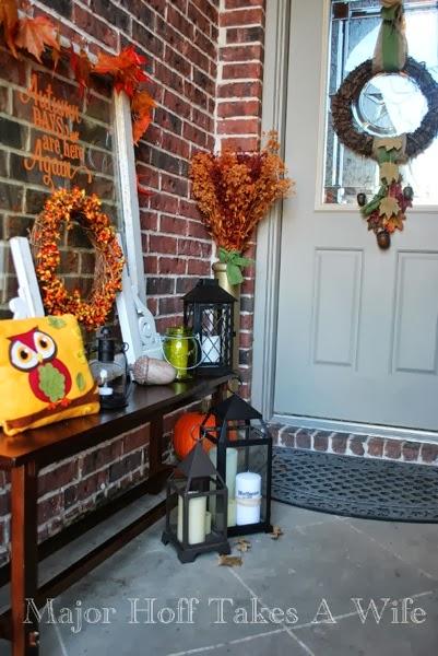 Fall Porch Tour Web3