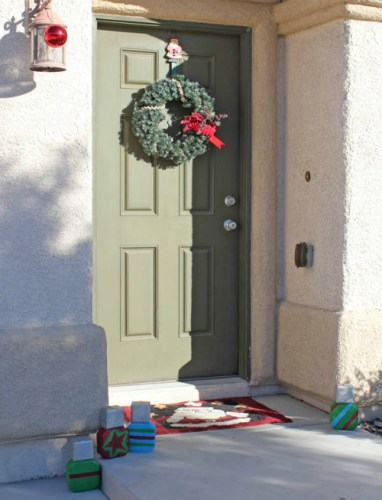 Holiday-Doorway