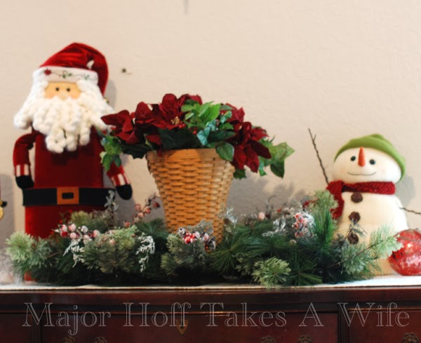 Playroom Poinsettas