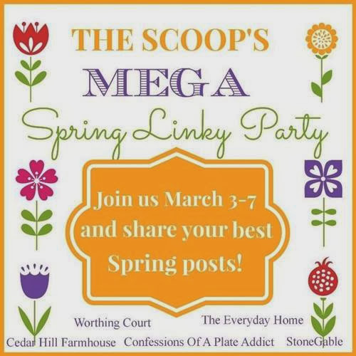 Spring party hosted by the scoop group