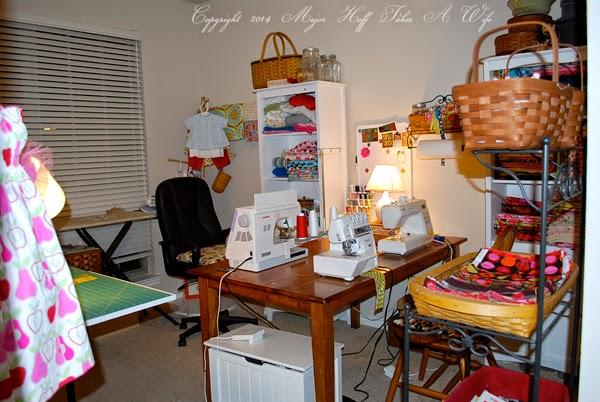 Sewing Studio Grantzie Pantz Designs