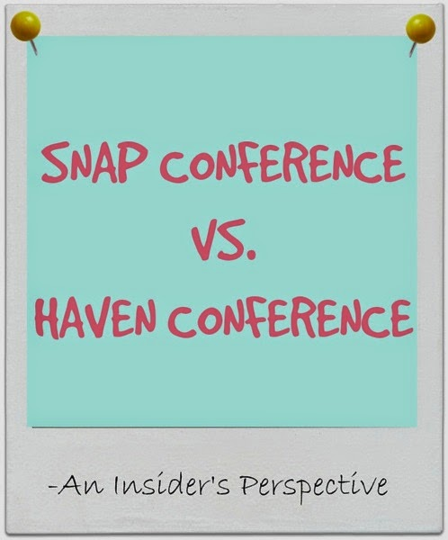 SNAP vs Haven conference Pros and Cons of each