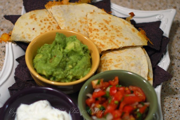 Quick Weeknight Tex Mex Fiesta
