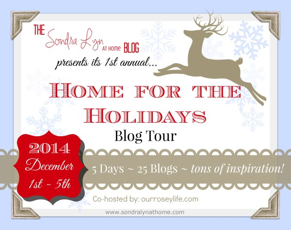 Home for the Holidays 2014 - SondraLyn at Home