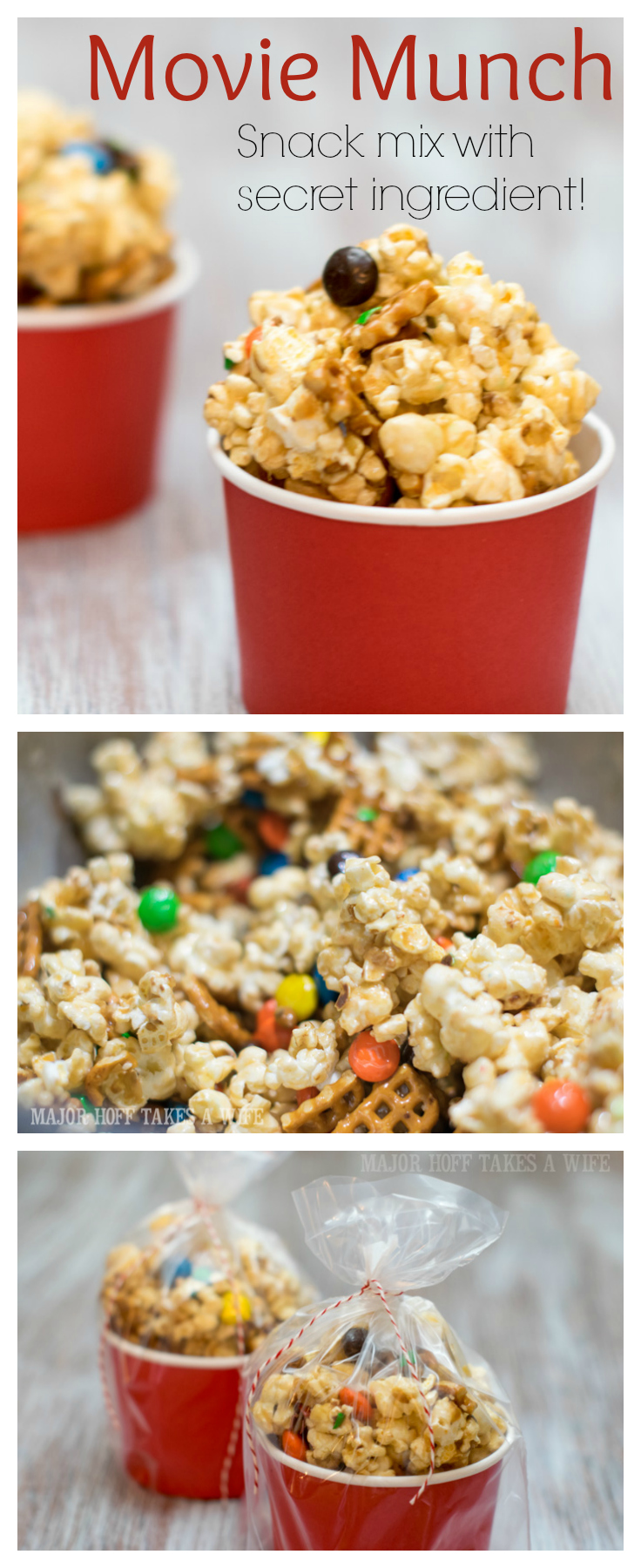 It's time for a Family Movie Night! You won't want to miss this recipe for the fabulous Movie Munch! Can you guess what the secret ingredient is? Post also shows how to create your own Guardians of the Galaxy Gift Basket, perfect for your favorite super hero fans, or for a Finals Survival kit. #OwnTheGalaxy #CBias #sp #ad