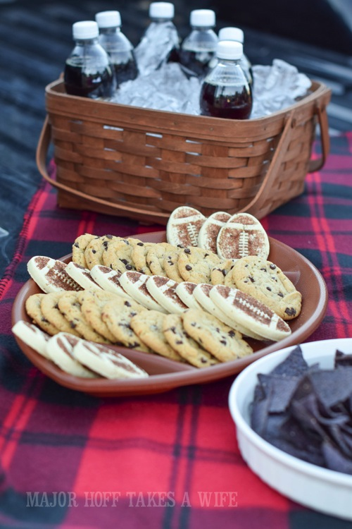 Easy tailgating ideas