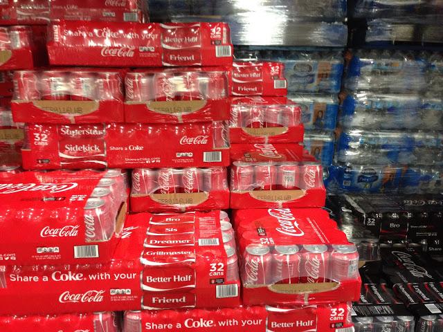 Coca-Cola Classic at Sam's Club!