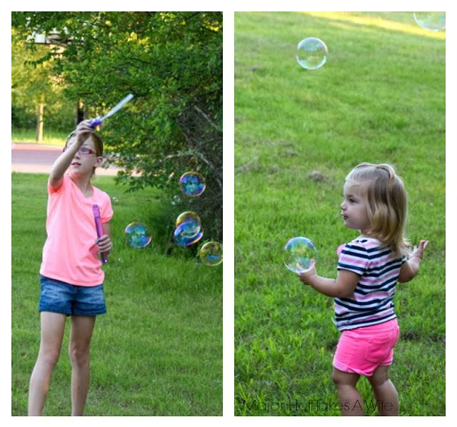 Instant Party Hit - Bubbles!