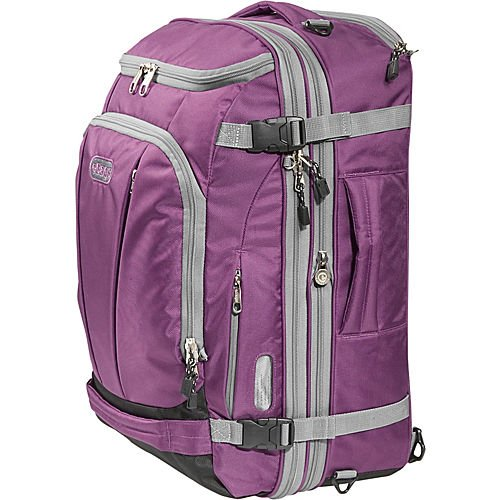 Backpack Travel Packing for urban travelers.