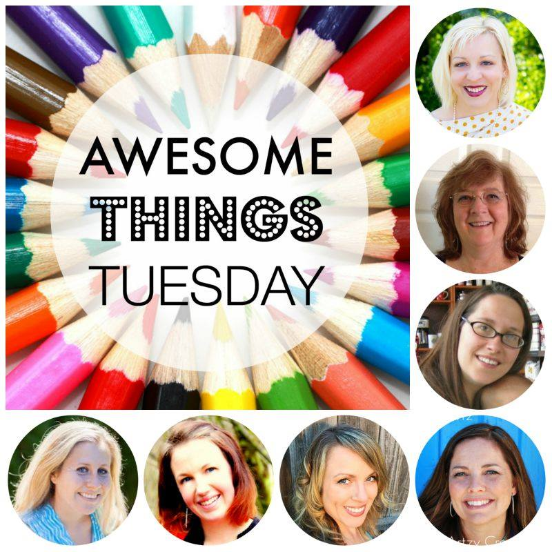Awesome Things Tuesday Link Party