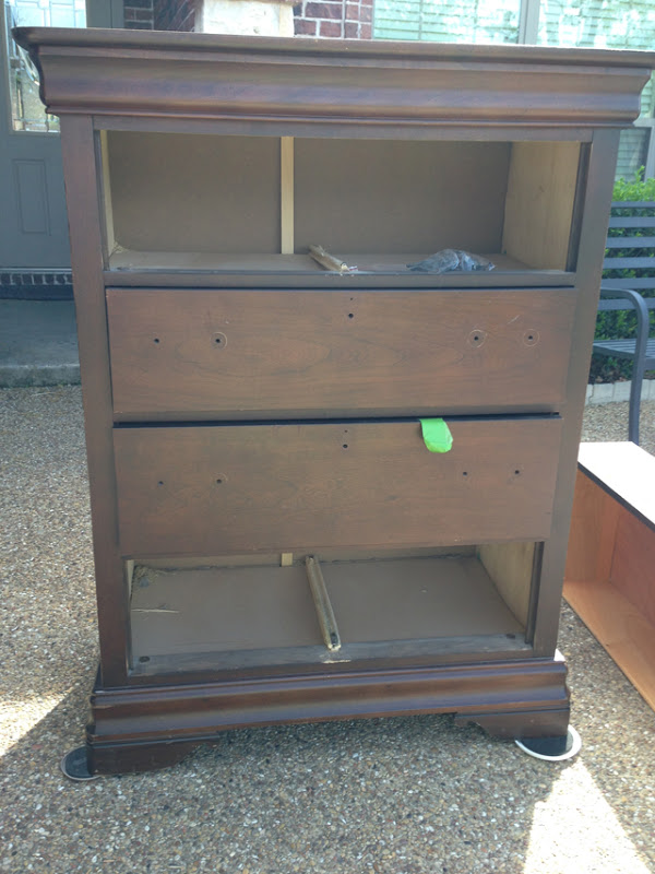 Dresser from craigslist