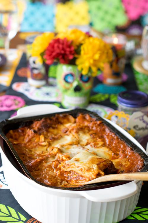 Stouffers Family size lasagna
