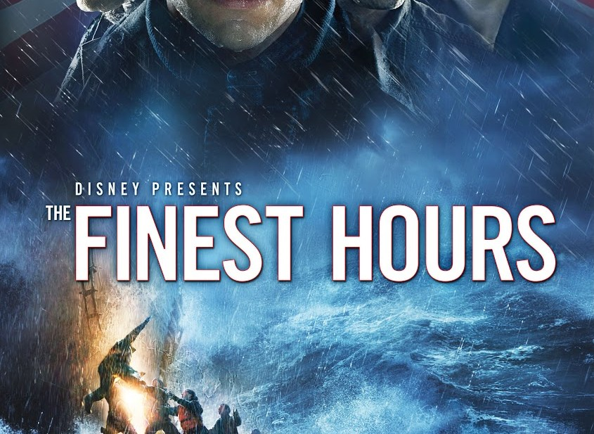 Disney's Finest Hours Movie