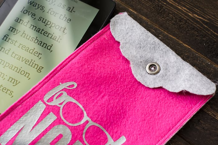 Easy Kindle fire cover