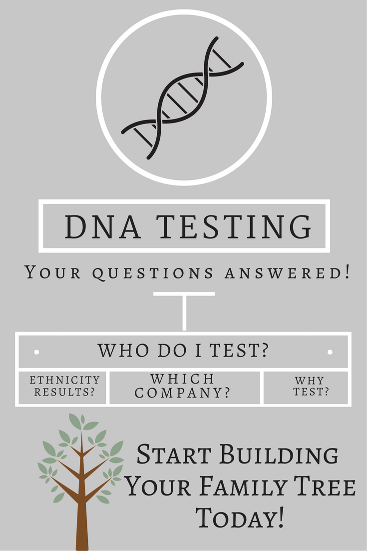 5 Tips for DNA Testing! Have DNA Testing Questions? Want to learn more about it? Which company to use? Learn about adding DNA testing to genealogy searches. via @mrsmajorhoff