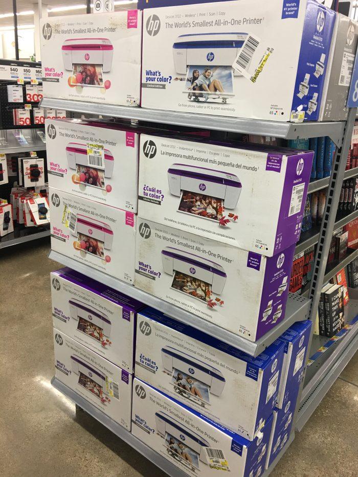HP Deskjet 3722 All-in-one at Walmart