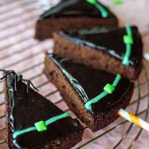 Witch-Hat-Brownie-Pops