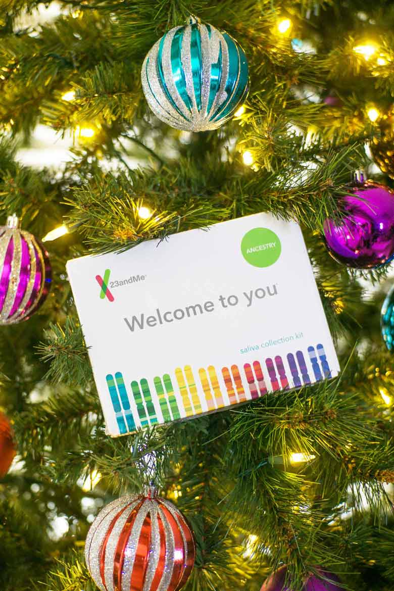 Give the gift of ancestry with a DNA test