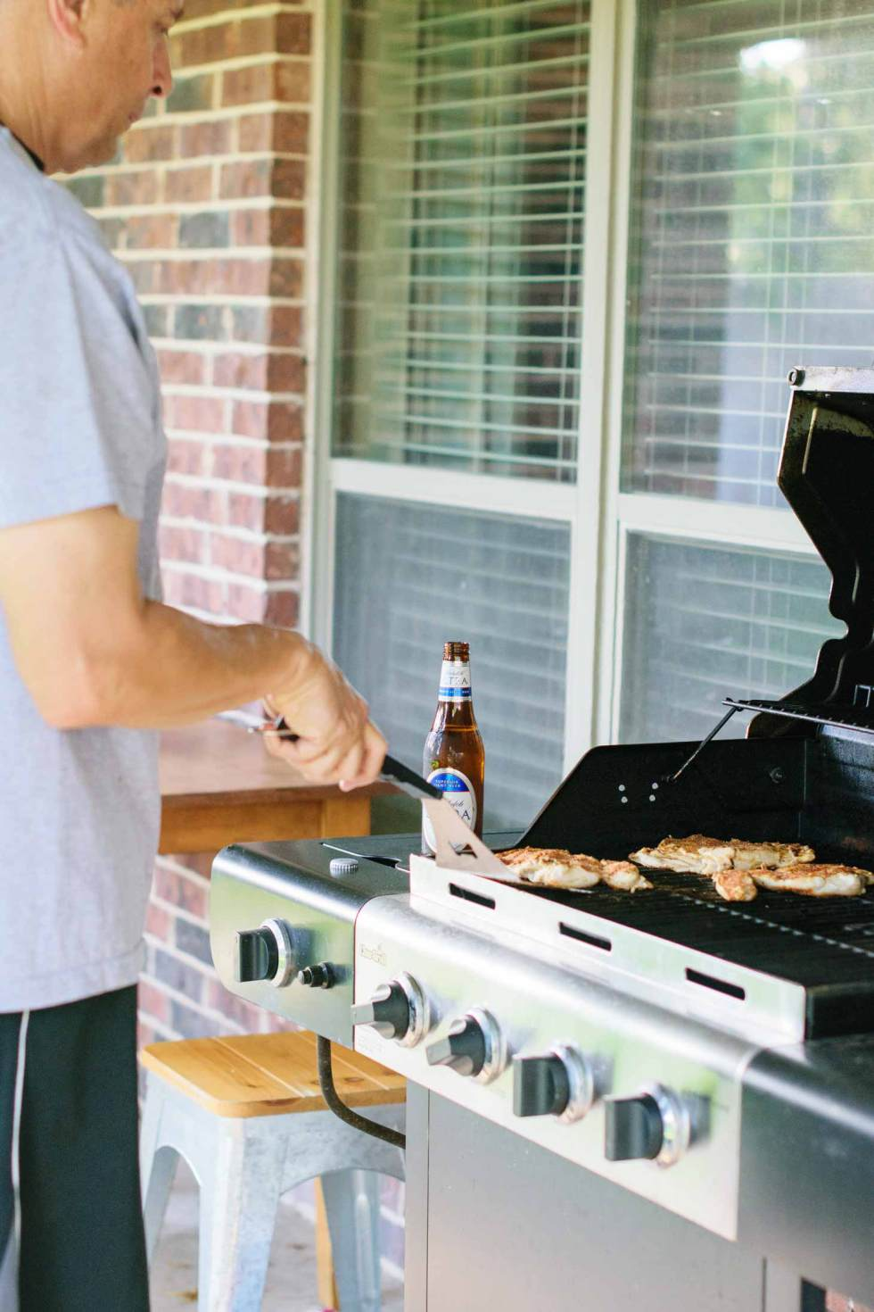 Father's Day Grilling