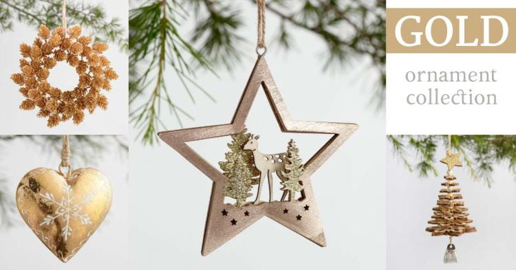 The 2018 Gold Ornament collection at World Market will have your Christmas tree sparkling this holiday season! See the top gold ornaments and the low down on this year's Golden Bell Scavenger Hunt. @WorldMarket #ad #WorldMarketTrendsetters #WorldMarketTribe