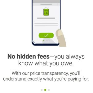 no hidden fees with H&R Block