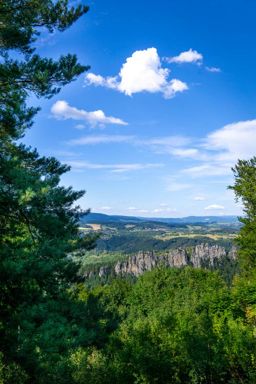 rock city in the Czech Republic