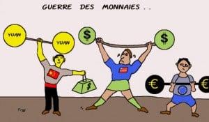 guerre monnaie