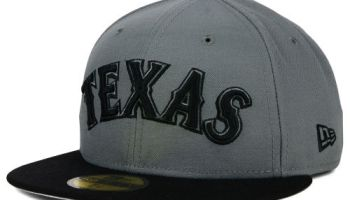 a4411215eb254 MLB New Era Black and Gray fitted 59fifty