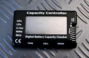 Contrôleur Lipo qui vous permettra de mesurer le voltage