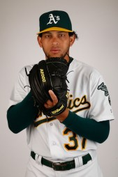Henderson+Alvarez+Oakland+Athletics+Photo+c22RQoSUdsQl