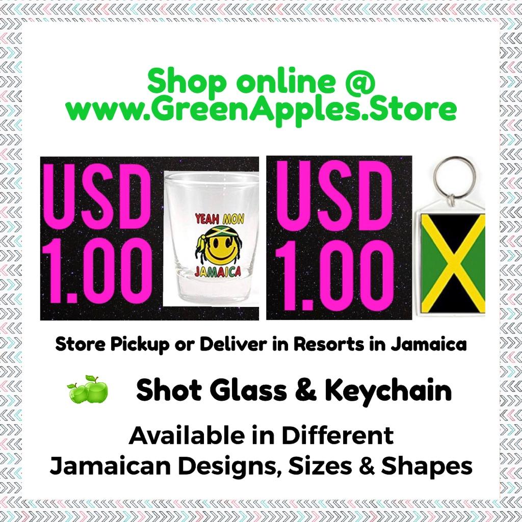 Keychain & Shot Glass