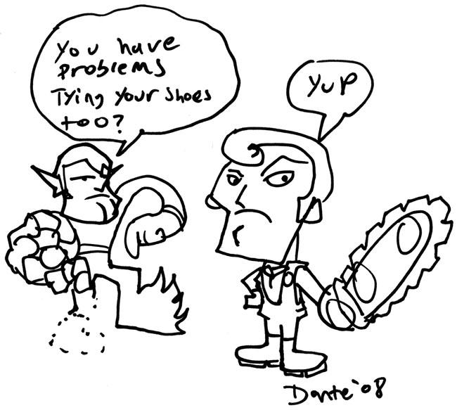 Dante Humor